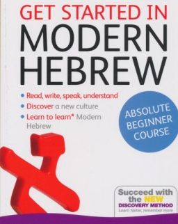 Teach Yourself - Get Started in Modern Hebrew with Audio online