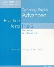 Cambridge English Advanced Practice Test Plus Volume 2 without Key - New Edition for the 2015 Exam Specifications