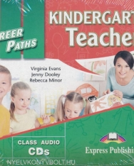 Career Paths - Kindergarten Teacher - Audio CDs (2)