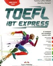 TOEFL iBT EXPRESS with DigiBooks App