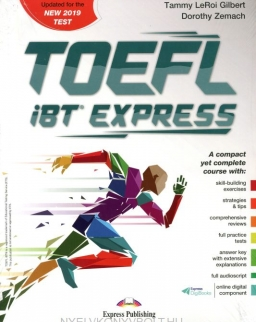 TOEFL iBT EXPRESS with DigiBooks App