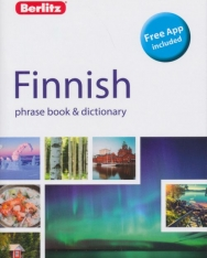 Berlitz Finnish Phrase Book & Dictionary - Free App included