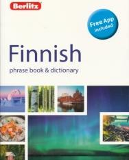 Berlitz Finnish Phrase Book & Dictionary - Free App included
