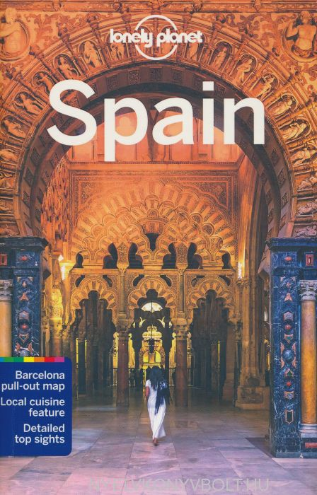 Lonely Planet - Spain Travel Guide (11th Edition)