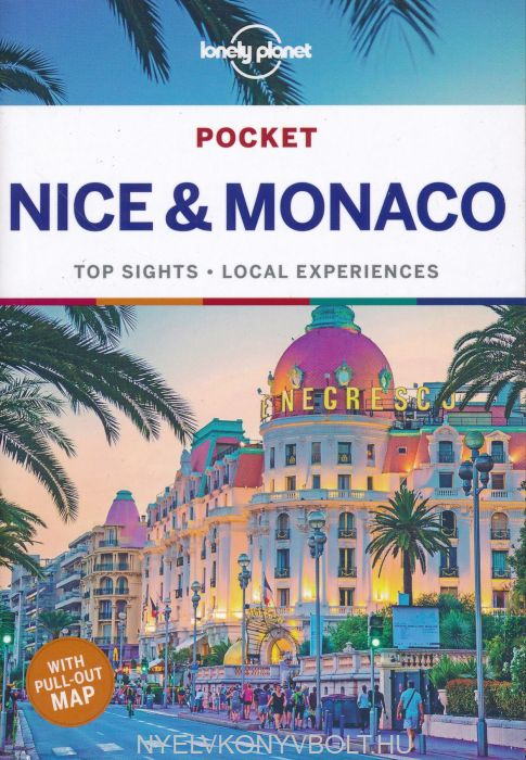 Lonely Planet - Pocket Nice & Monaco (1st Edition)