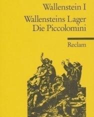 Friedrich von Schiller: Wallenstein I.