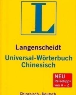 Langenscheidt Universal-Wörterbuch Chinesisch