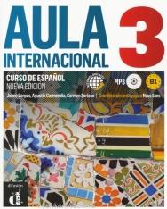 Aula Internacional 3 Nueva Edición Curso de Espanol + MP3 CD