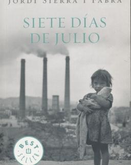 Jordi Sierra I Fabra: Siete días de julio