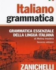 Zanichelli Italiano grammatica - grammatica essenziale della lingua Italiana