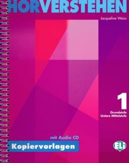 Hörverstehen 1 mit CD - Kopiervorlagen