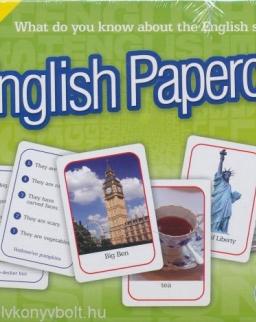 English Paperchase - Let's play in English (Társasjáték)