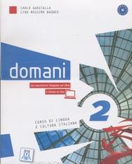 Domani 2 con eserciziario + DVD - corso di lingua e cultura italiana