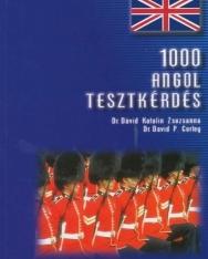 1000 angol tesztkérdés