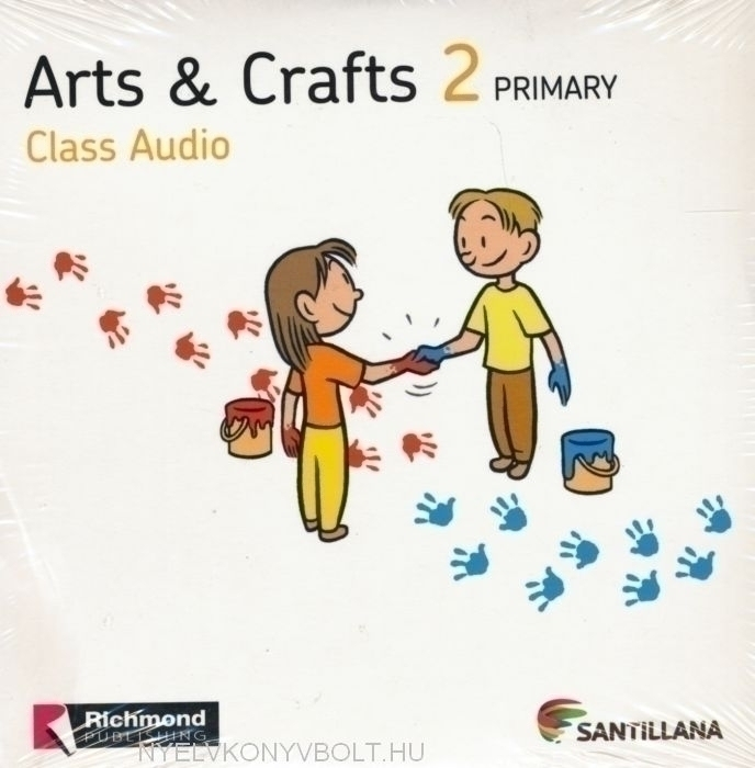 Arts & Crafts Class Audio CD