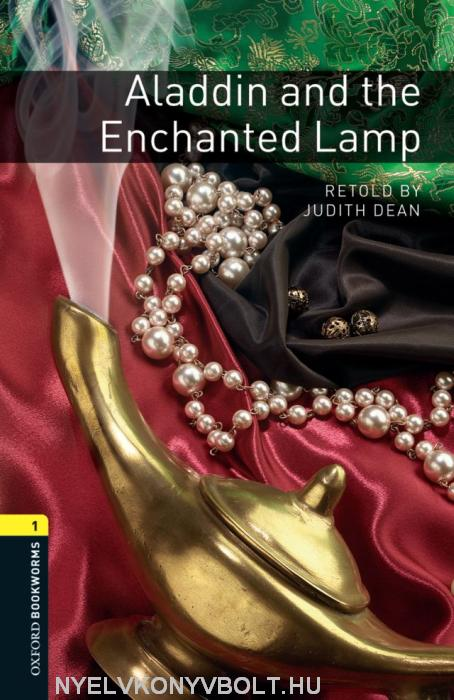 Aladdin and the Enchanted Lamp - Oxford Bookworms Library Level 1