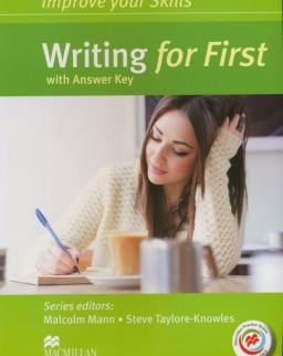 Improve Your Skills Writing for First Student's Book with Answer Key & Macmillan Practice Online