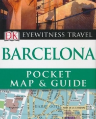 DK Eyewitness Pocket Map and Guide - Barcelona