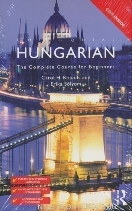 Colloquial Hungarian Book & Double CD Pack - The Complete Course for Beginners