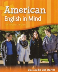 American English in Mind Starter Class Audio CDs