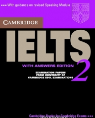 Cambridge IELTS 2 Official Examination Past Papers Student's Book with Answers