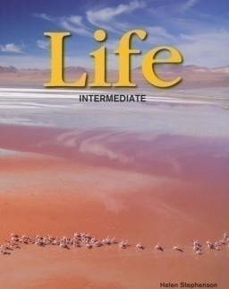LIFE Intermediate Student's book with DVD