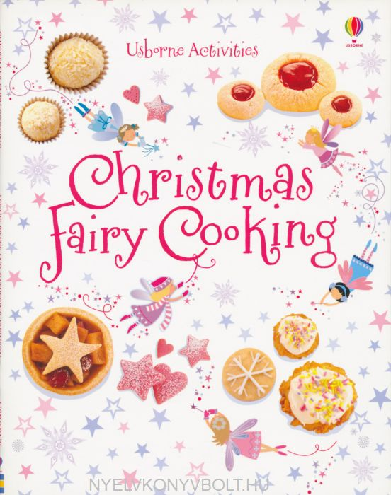Christmas Fairy Cooking (Usborne Activities)