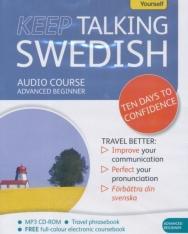 Teach Yourself - Keep Talking Swedish Beginner Audio Course