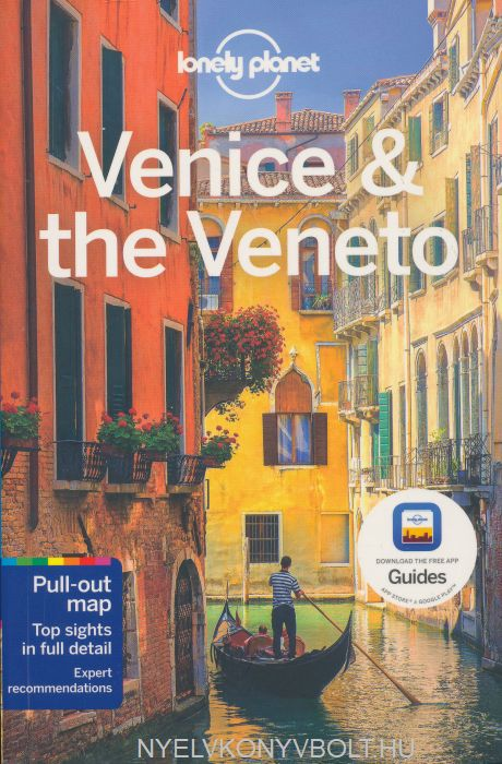 Lonely Planet - Venice & The Veneto City Guide (9th Edition)