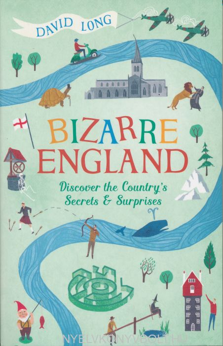 David Long: Bizarre England