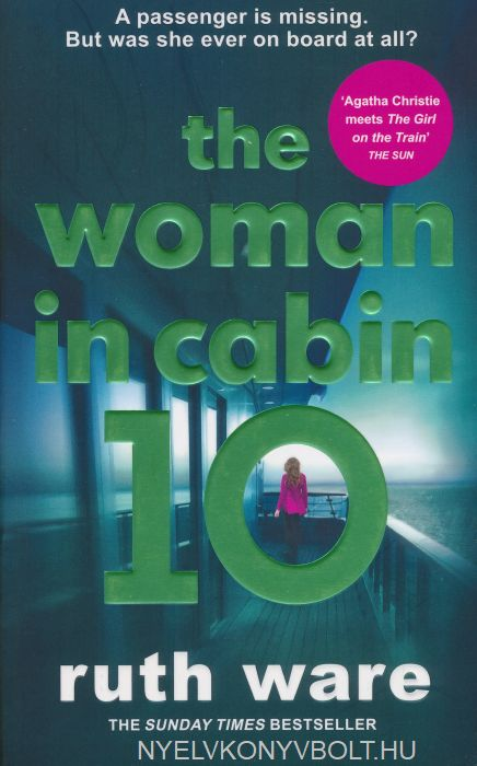 Ruth Ware: The Woman in Cabin 10