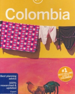 Lonely Planet - Colombia Travel Guide (8th Edition)
