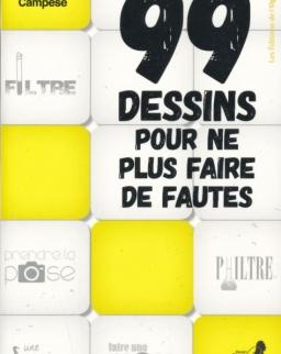 Sandrine Campese: 99 Dessins pour ne Plus Faire de Fautes