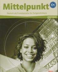 Mittelpunkt C1 Arbeitsbuch mit CD