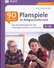 90-Minuten-Planspiele im Religionsunterricht 5-10