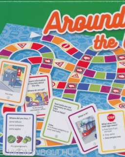 ELI Language Games: Around the city