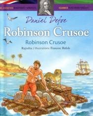 Daniel Defoe: Robinson Crusoe (2 nyelvű, angol-magyar)