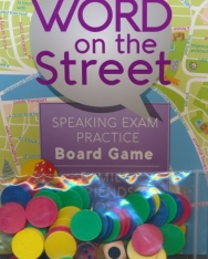 Word On The Street Társasjáték - Level B2 - 5 Topics 36 Questions 120 Phrases