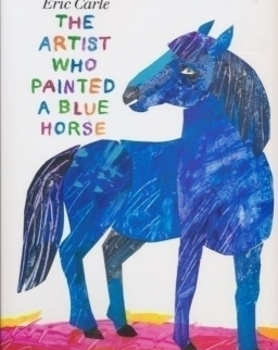 Eric Carle: The Artist Who Painted a Blue Horse
