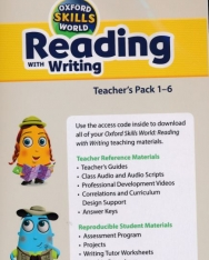 Oxford Skills World Reading with Writing Teacher's Pack 1-6 (includes material for all levels) access code