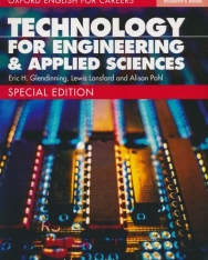 Technology for Engineering & Applied Sciences - Oxford English for Careers Student's Book (Special Edition)