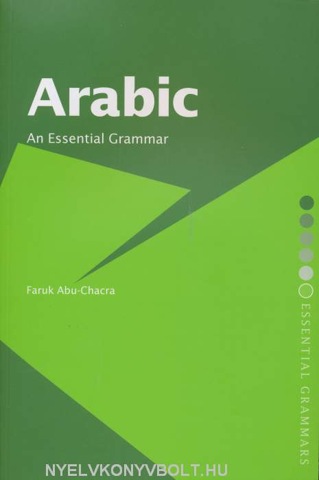 Arabic - An Essential Grammar