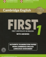 Cambridge English First (FCE) 1 Student's Book with Answers & Audio CDs (2)