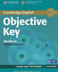 Objective Key Workbook without answers Second edition