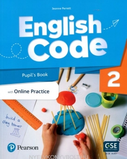English Code 2 Pupil's Book with Online Practice