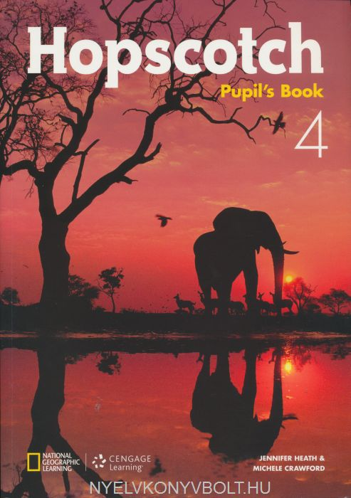 Hopscotch Pupil's Book 4 (A1)