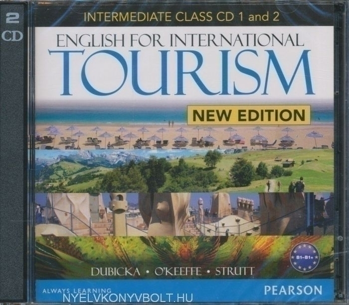 English for International Tourism Intermediate Class CDs - New Edition