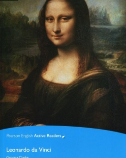 Leonardo da Vinci with Audio CD/CD-ROM - Pearson English Active Reading Level 4 - New Edition
