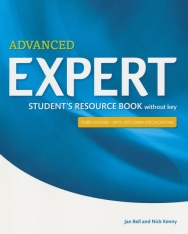 Expert Advanced Student's Resource Book without Key 3rd Edition with 2015 Exam Specifications