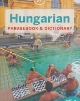 Hungarian Phrasebook & Dictionary 2nd edition - Lonely Planet